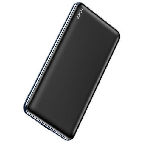 Аккумулятор Baseus M21 Simbo Smart 10000 mAh black