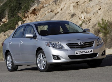Задняя Пневмоподвеска Toyota Corolla