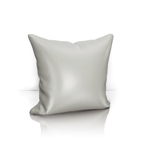 Подушка декоративная Авери серый