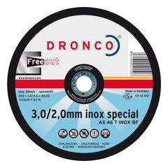 Абразивный отрезной диск Dronco AS 46 T 230х3/2