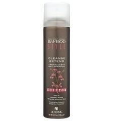 Alterna Bamboo Style Cleanse Extend Sheer Blossom - Сухой спрей-шампунь для свежести и объема с ароматом весенних цветов