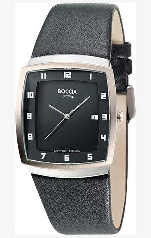 Купить Мужские наручные часы Boccia Titanium 3541-02 по доступной цене