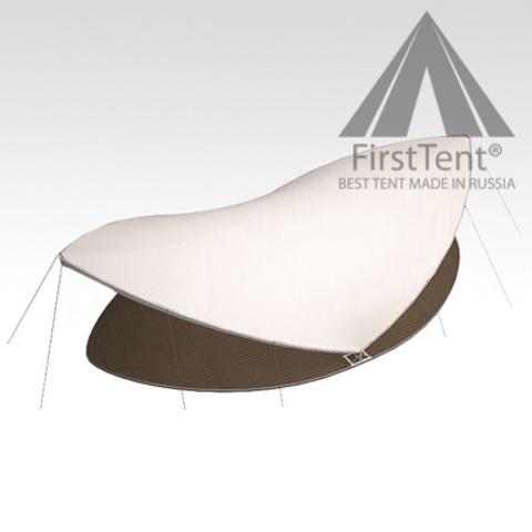 Каскадный шатер 16х12 (192м2)