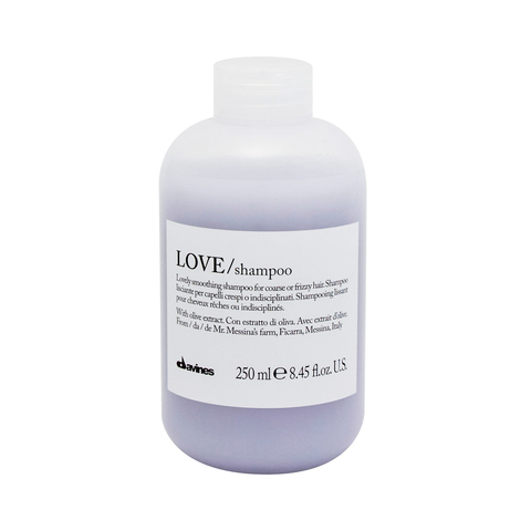 Davines Шампунь для разглаживания завитка Love/ Smoothing Shampoo