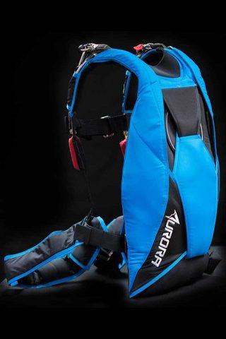 Парашютная система в сборе для прыжков в Wingsuit
