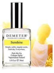Духи «Солнце» от Demeter