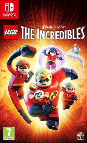 NS: LEGO: The Incredibles (русская версия)
