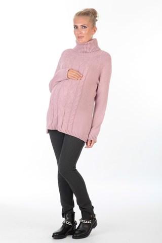 Свитер 00047 розовый