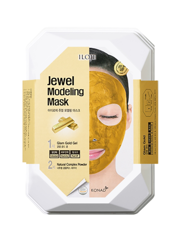 Набор альгинатной маски с антиоксидантным эффектом