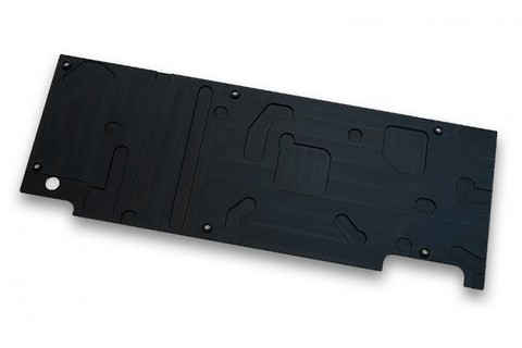EK-FC980 GTX WF3 Backplate - Black