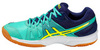 Женские кроссовки для волейбола Асикс Gel-Upcourt (B450N 7007) бирюзовые фото