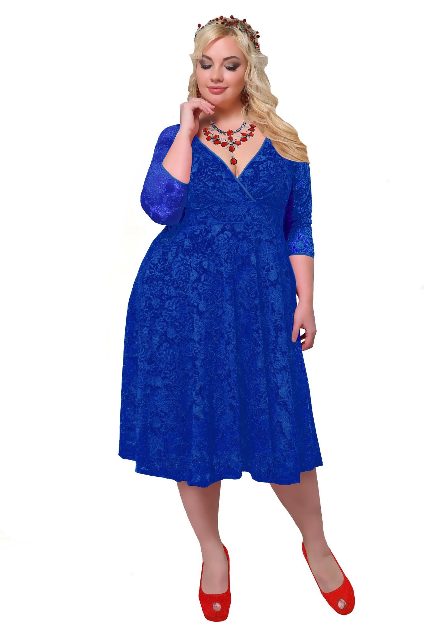 Платье 17-011