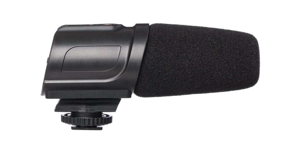 Микрофон-пушка Saramonic SR-PMIC3 Surround вид сбоку
