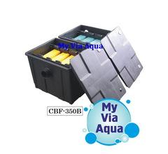 Проточный фильтр для пруда SunSun CBF-350В