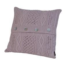 Подушка декоративная 40x40 Casual Avenue Bradford розовая