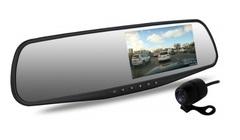 Купить лучший автомобильный видеорегистратор зеркало Dunobil Spiegel Duo,