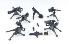 Набор оружия для минифигурок серия 03