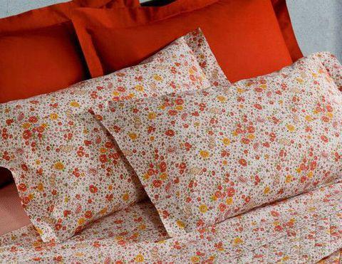 Постельное белье 2 спальное евро Mirabello Thea Rose розовое