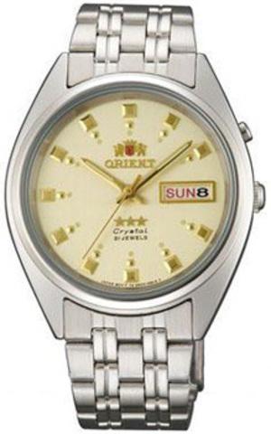 Купить Наручные часы Orient FEM0401NC9 Three Star по доступной цене