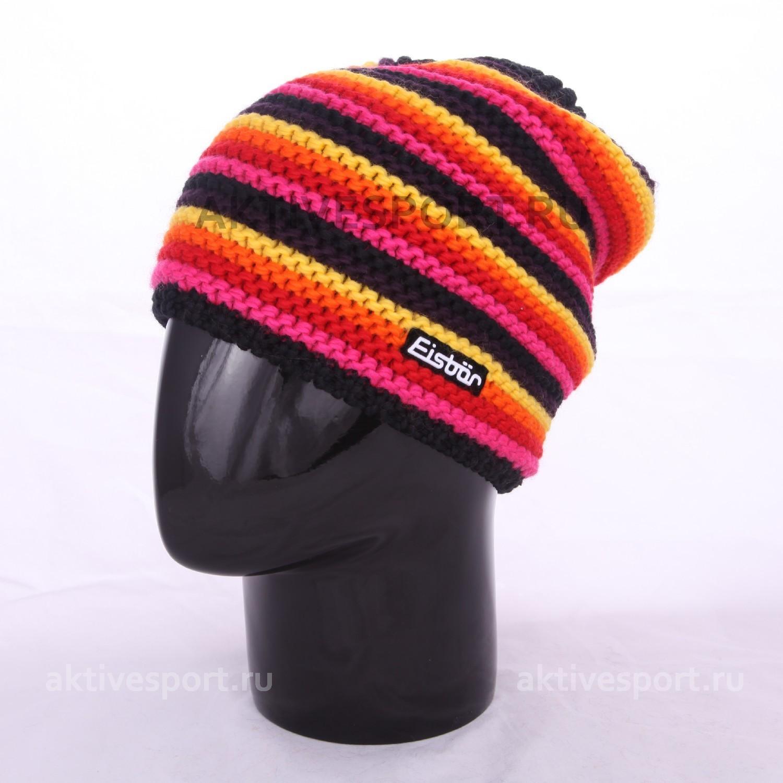 Длинные шапки Шапка-бини вязаная Eisbar Fan OS 209 Fan_OS_209.jpg