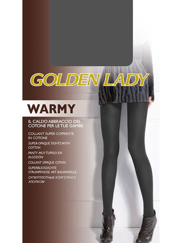 Колготки Warmy Golden Lady