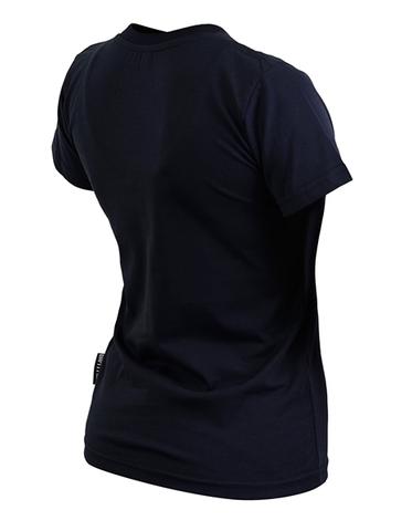 Футболка Варгградъ женская (Для девочек) тёмно-синяя