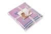 Плед детский 100х150 Luxberry Lux Bear розовый