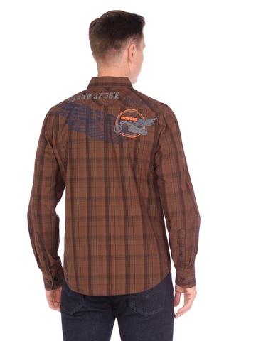 Рубашка мужская  M822-12A-15CR
