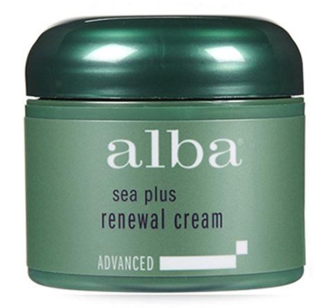 Морской обновляющий ночной крем, Alba Botanica
