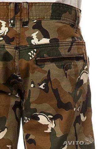 Камуфляжные брюки Starfall Ny