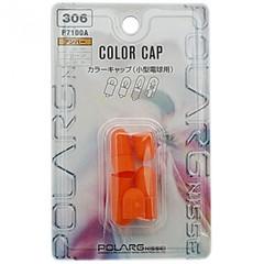 Цветные колпачки на лампочки Polarg 306