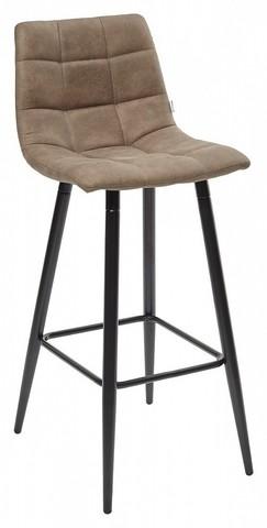 Барный стул SPICE PK-01 серо-коричневый