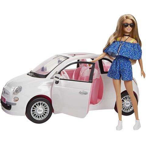 Барби с Машиной Фиат