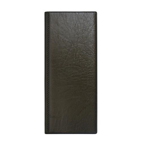 Визитница настольная на 96 визиток Attache 2350И, ПВХ, черный, Россия