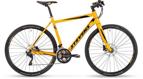 Велосипед Stevens 7X Lite Disc (2016) купить в Интернет-магазине Ябегу по специальной цене