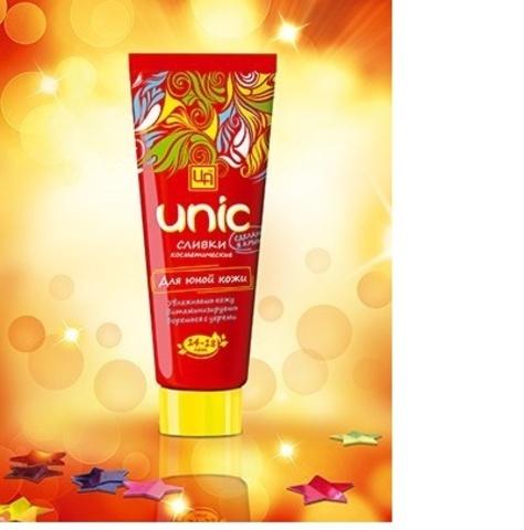 Крем для проблемной кожи Unic