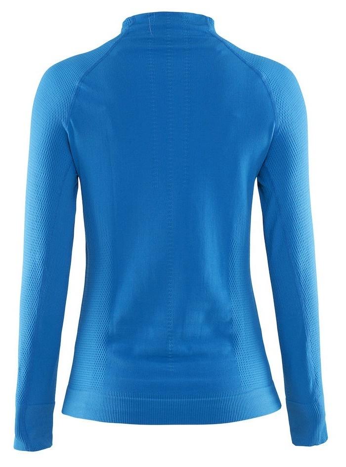 Женское спортивное термобелье Craft Warm 1903718-1320 голубое фото