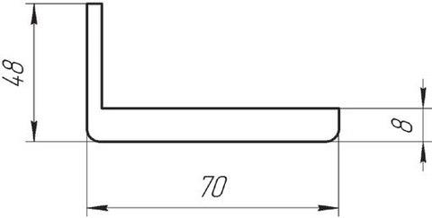 Наличник ТЕЛЕСКОП 70 мм.