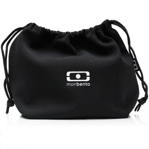 Мешочек для ланч-бокса MB Pochette черный