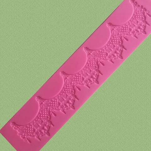 Коврик для айсинга, 39х8см,, силикон