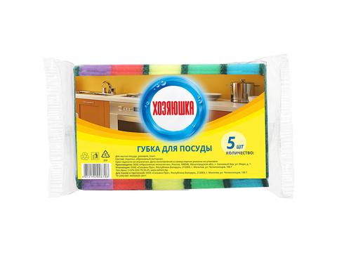 Sellwin Pro Хозяюшка Губка для посуды 5 шт.