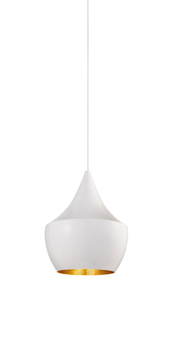 replica Beat Fat pendant lamp (white)