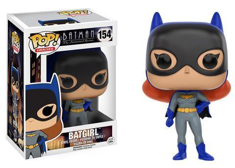 Фигурка Funko POP! Vinyl: DC: Batman Animated: BTAS Batgirl 11572