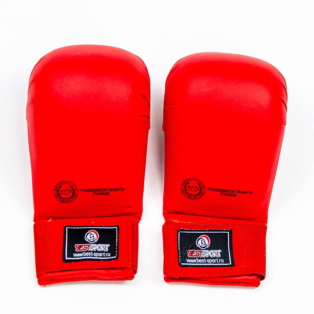 "Перчатки/накладки Накладки на руки для каратэ ""Элит"" 5L9A99595L9A9959.jpg"