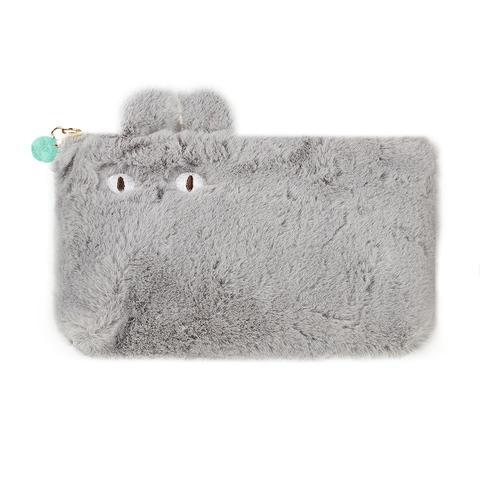 Пенал-косметичка Fluffy Grey