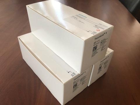 Тромборель S (Thromborel S ) набор для определения протромбинового времени в плазме человека. 10446445 (Siemens Healthcare Diagnostics Products GmbH, Германия)