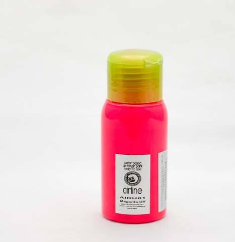 Аквагрим Cameleon для аэрографа 50мл розовый