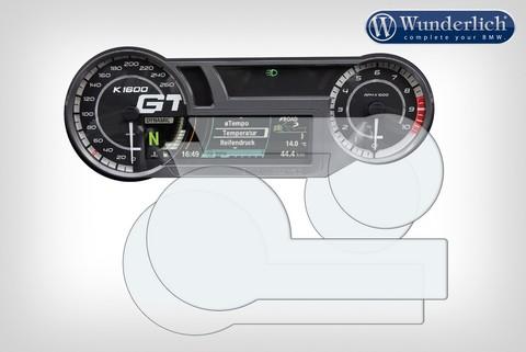 Комплект защитных пленок дисплея BMW K 1600 GT/GTL/GA