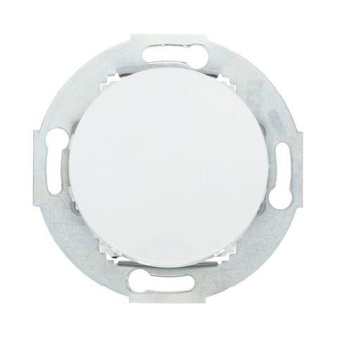 Переключатель одноклавишный на два направления (схема 6L) 10 A, 250 В~. Цвет Белый. LK Studio Vintage (ЛК Студио Винтаж). 880304-1