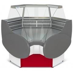 Витрина холодильная ТАИР ВХС-УВ (угол внутренний)       ( 0..... +7 )